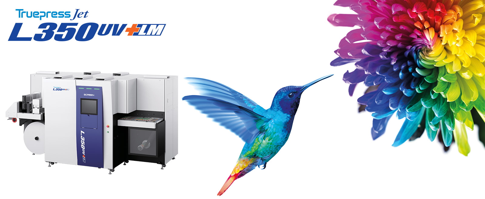 Truepress Jet L350UV+ Series