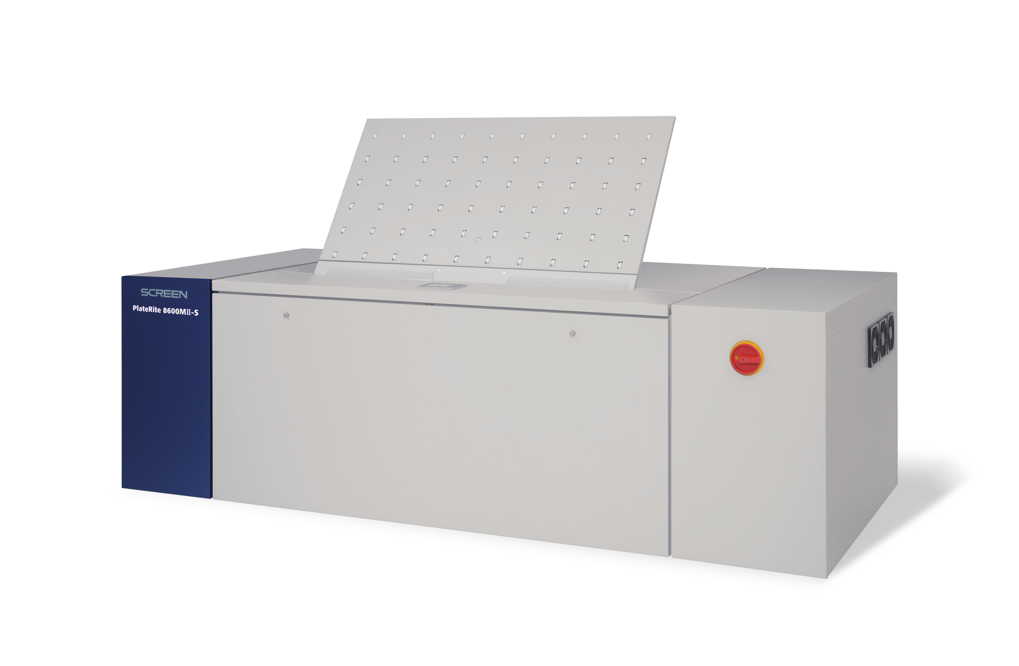 Image of PlateRite 8600MII Series