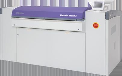 Image of PlateRite 8600N Series