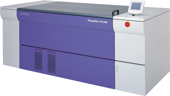 Image of PlateRite FX1200