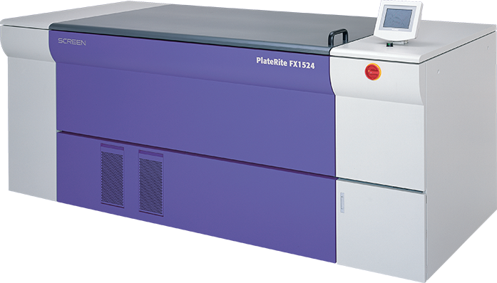 Image of PlateRite FX1524