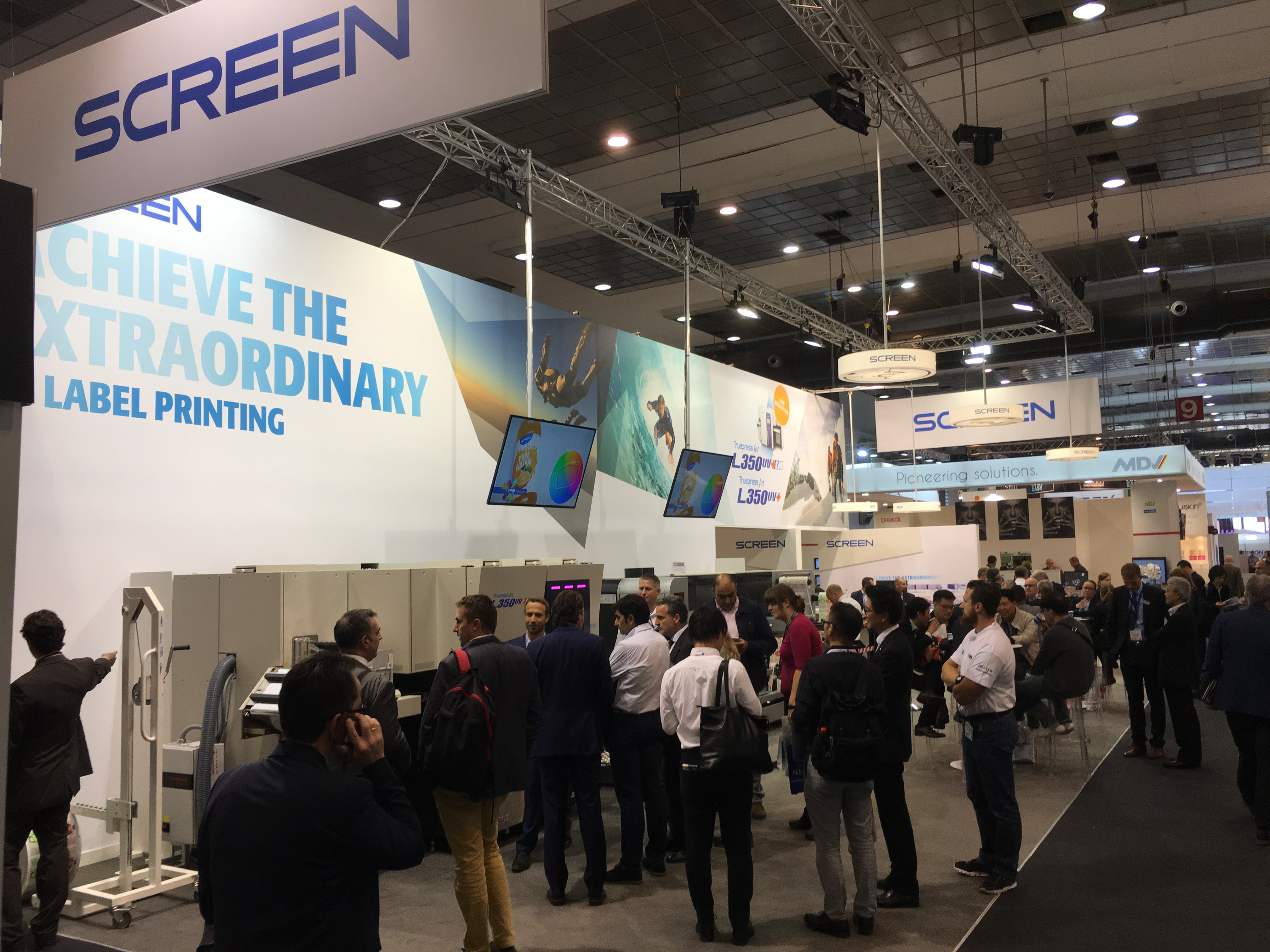 Image from LABELEXPO 2017 PROVES TO BE A LANDMARK SHOW FOR SCREEN