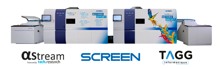 Image from SCREEN INTRODUCES IPDS CONTROLLER GIVING TRANSACTIONAL PRINTERS ACCESS TO FLEXIBLE AND SECURE DATA PRINTING SOLUTION