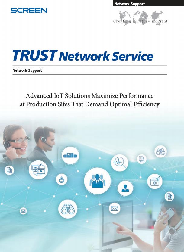 TRUST Network Services header graphic