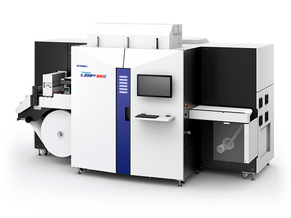 Image of Truepress Jet L350UV SAI Series