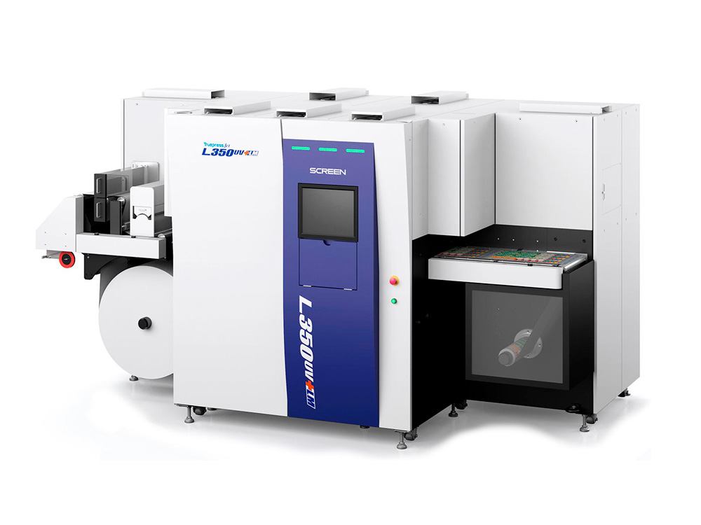 Image of Truepress Jet L350UV+ Series