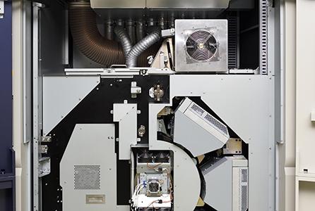Screen Truepress Jet 520 drying unit